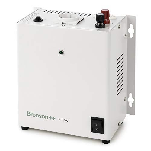 Bronson++ TT 1000 Transformador de Aislamiento, Aislación/Aislador 1000 vatios 230 Volt