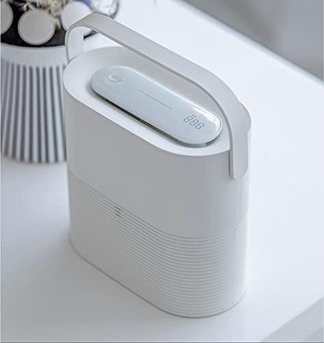 BNFD Purificador de Aire para alergias en el hogar Mascotas Cabello en el Dormitorio Filtro PM2.5 Sistema de filtración...