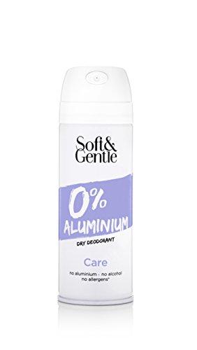 Doux et doux Active Aluminium-free 150 ml – Lot de 6