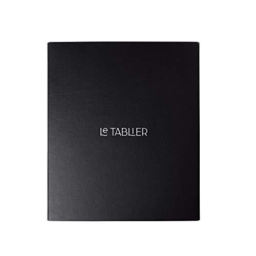 Exklusives Rezeptbuch inkl. Register, Block und Stift, Rezeptbuch zum Selberschreiben, Rezeptblock, hochwertiger Kugelschreiber mit Gravur, made in Germany, nachhaltig