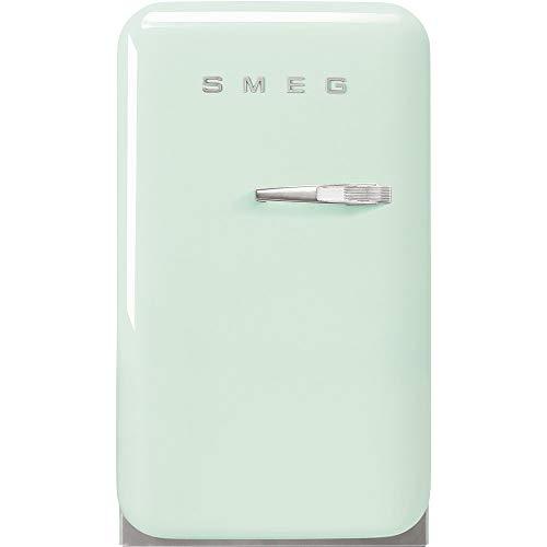 Smeg FAB5LPG3 Kühlschrank, freistehend, Grün, 34 l, A+++, SN-T, 40 dB, A+++, Grün