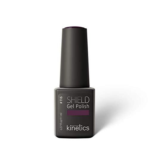 Shield Gel-Nagellack, 11 ml, permanenter LED/UV-Nagellack, Sinful #116