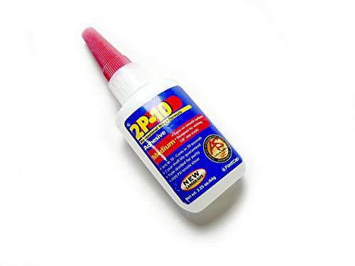 FastCap 80113 2P-10 Professional 2 Ounce Medium Wood Adhesive Glue