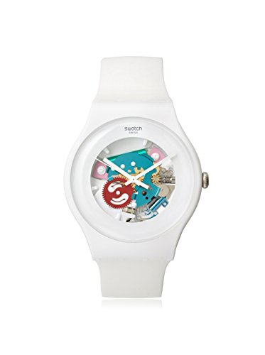 Swatch White Lacquered SUOW100