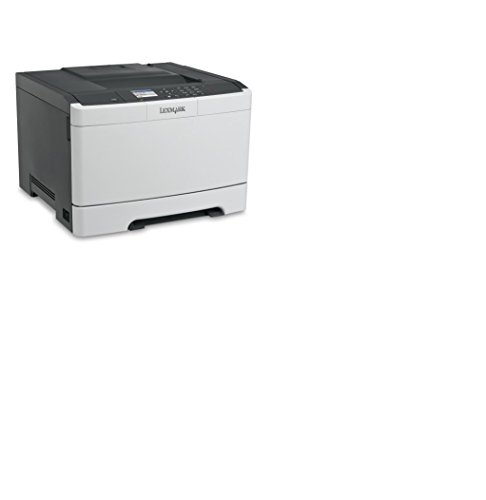 Lexmark Impresora láser a color 28D0020, blanco