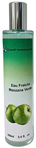 EAUFRAICHEUNIFLORALDECIEN FRAGANCIAS-MANZANA VERDE