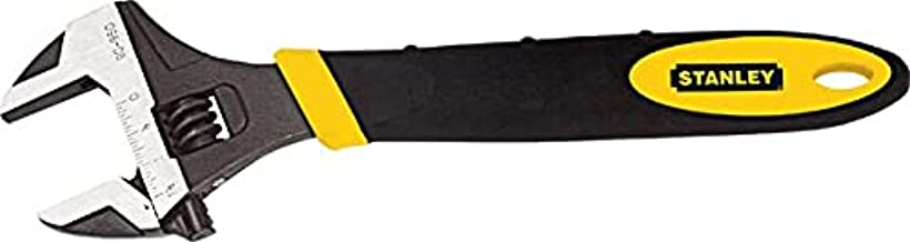 Stanley Hand Tools 12in. Max Steel Adjustable Wrench 90-950