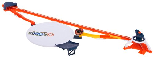 Mattel Y0097 - Hot Wheels Spinshotz Pista Centrifuga