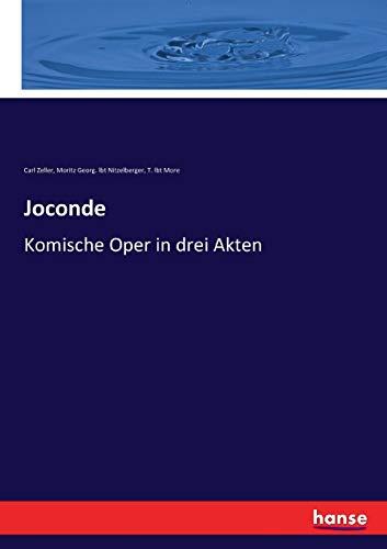 Joconde: Komische Oper in drei Akten