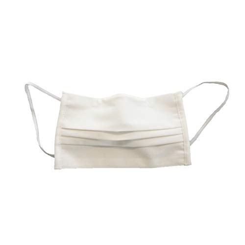 Odlo Maske Community Mask - 5er Pack, Waschbar, Weiß, One Size, 798380