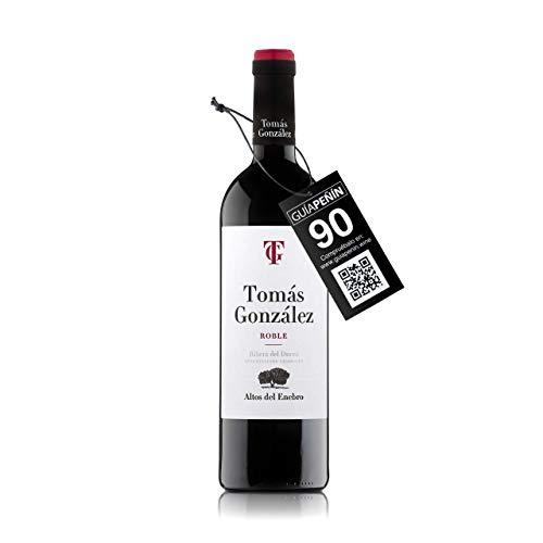 Bodegas Altos del Enebro - D.O. Ribera del Duero - Vino Tomas Gonzalez (crianza 5 meses en barrica) - Botella de 750 ml