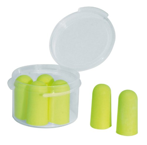 Eagle Creek Travel Ear Plug Set, Pack of 6