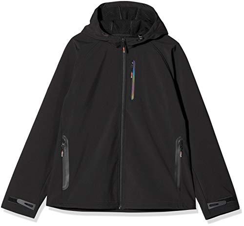 Superdry Stretch Softshell Jacket met capuchon voor heren