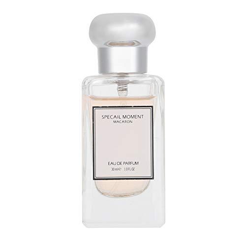 Perfume en spray de 30 ml para mujeres, perfume de larga duración Perfume misterioso sofisticado con notas florales y afrutadas(Fiore d'arancio)