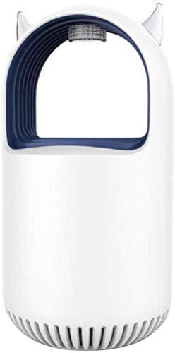 XBSLJ anti-muggenlamp, stroomvoorziening via USB, geïntegreerde ventilator, insectenval, geruisloos, geen lawaai, huis, slaapkamer, luidspreker en voeding