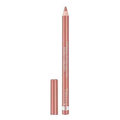 RIMMEL - 1000 Kisses Stay On Lip Liner #049 Nude - 0.04 oz (1.2 g)