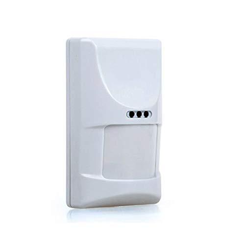 Detector de movimiento interior cableado Inmune menos 20Kg IR105N Sensor interiores hogares con cable para alarmas sin cuotas
