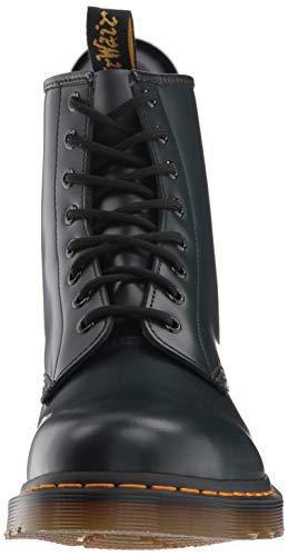 Dr.Martens Unisex 1460 8 Eyelet Smooth Navy Boots 8.5 Women/7.5 Men