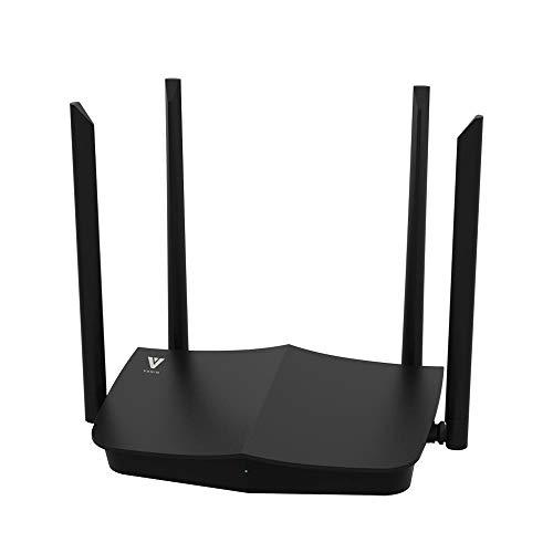 WiFi 6 Router- AX1500 Dual Band AX WiFi Router, Next-Gen WiFi 802.11ax,...