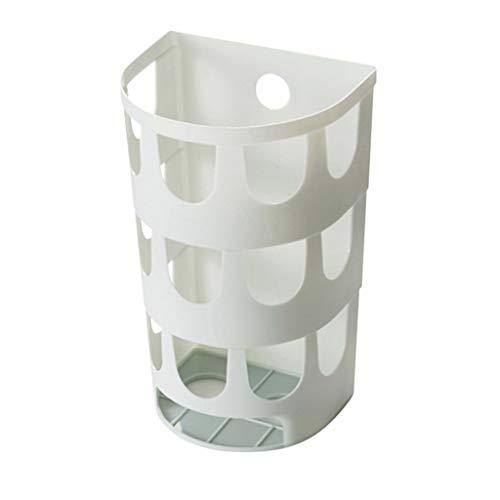 Great Deal! Togethor Plastic Bag Storage Box Garbage Bags Collection Holder Bathroom Storage Rack Li...