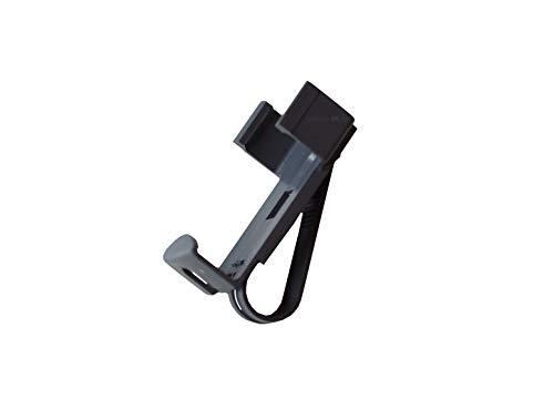 Hörmann Handsenderhalterung für Sonnenblende schwarz 438024/_2