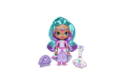 Shimmer and Shine Muñeca Princesa Samira (Mattel DRC93)