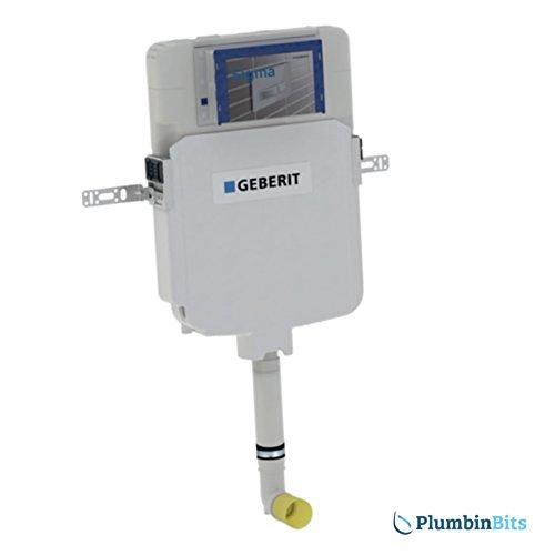 Geberit Sigma up720verdeckter Built in Rücken an Wand WC Dual Flush Zisterne 8cm 109.792.00.1