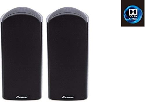 Pioneer S-BS73A-LR Regal-Lautsprecher 140W (3-Wege, 50–20.000Hz, 85dB) schwarz, 2 Lautsprecher