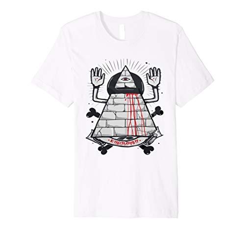 Killuminati–Illuminati Conspiracy Theory Premium Shirts