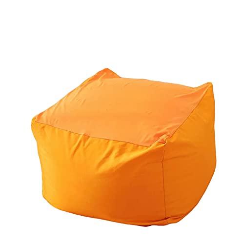 Puf de almacenamiento de animales de peluche para habitación de los niños y almacenamiento de almacenamiento de asiento puf para adultos, niños y adolescentes