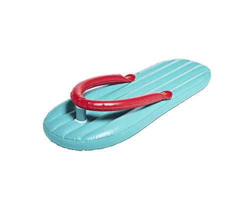 Didak Pool 15504513 Luftmatratze, Flip Flop 180x85 cm