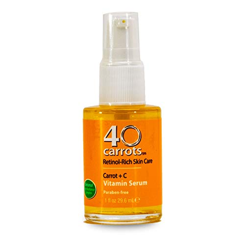 40 Carrots Vitamin Serum, 1-Ounce Boxes