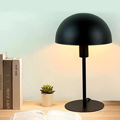 Lámparas de mesa, lámparas de escritorio industriales de Metal Minimalist Minimalist, Lámparas de mesa de protección ocular con función de ajuste de luz de 3 colores, usados en hogares y dormitorios