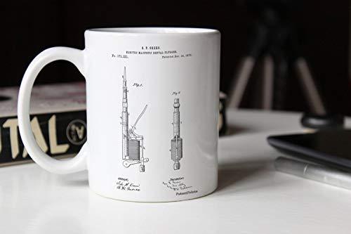 Alicert5II tandarts-boor patent beker tandarts B ¹1ro tandarts decor tandarts geschenk PP0491
