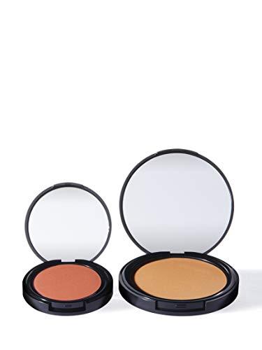 FIND - Sunkissed radiance duo - scuro (Bronzer n.3 + Blush n.3)