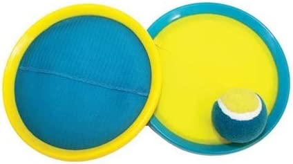 Velcro Catch Paddles and Ranking TOP13 Balls - Set Of 6 Fashionable