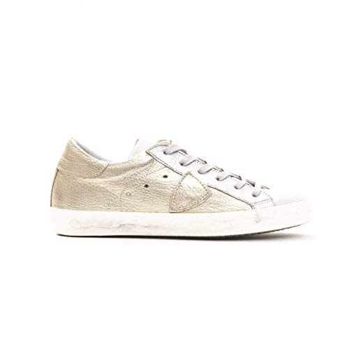 Philippe Model Sneaker Paris MIXAGE in Pelle Laminata