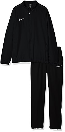 Nike Kinder Dry Academy 18 Trainingsanzug, Black/Anthracite/White, XL