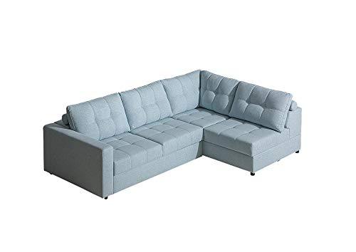 MENA Sectional Sleeper Sofa, Right Corner