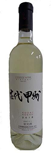大和葡萄酒 ハギーワイン 古代甲州 [ 白ワイン 辛口 日本 720ml ]