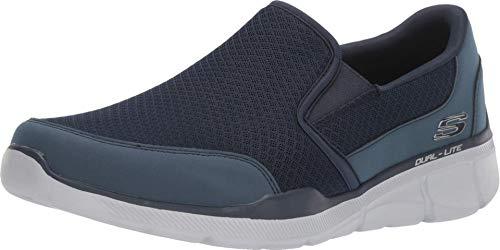 Skechers Men's Equalizer 3.0 Bluegate Loafer, Navy, 10.5 M US