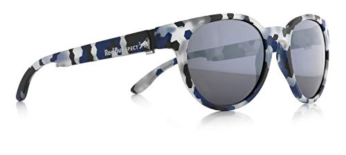Red Bull Spect Eyewear Gafas de sol deportivas Wing4 azul camuflaje (005PN)