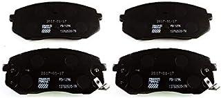 Pastilha Freio Dianteira- Sistema Mando Fras-Le PD/1296 comp. Hyundai: Ix35 Pastilha Dianteira U 10/Kia Motors: Cadenza 3....