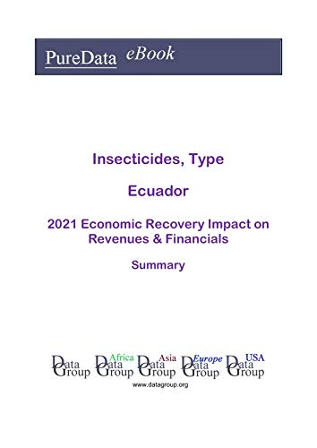 Insecticides, Type Ecuador Summary: 2021 Economic Recovery Impact on Revenues & Financials (English Edition)