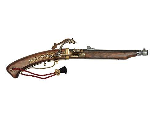 デニックス(Denix) 1273 火縄銃 種子島 (ポルトガル伝来モデル)