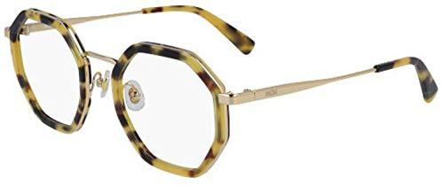 MCM MCM2696 - Gafas de Sol Vintage Havana Unisex para Adulto, Multicolor, estándar