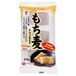 たいまつ食品 もち麦の入ったおもち 270g×12袋入×(2ケース)