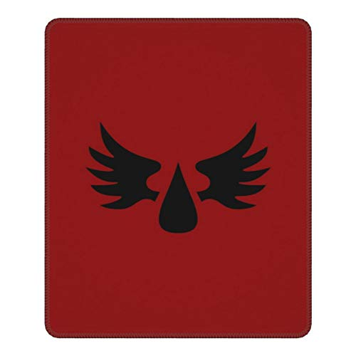 Blood Angels Inspired Hemming The Gaming Mouse Pad 25 X 30cm Esports Office Study Computer