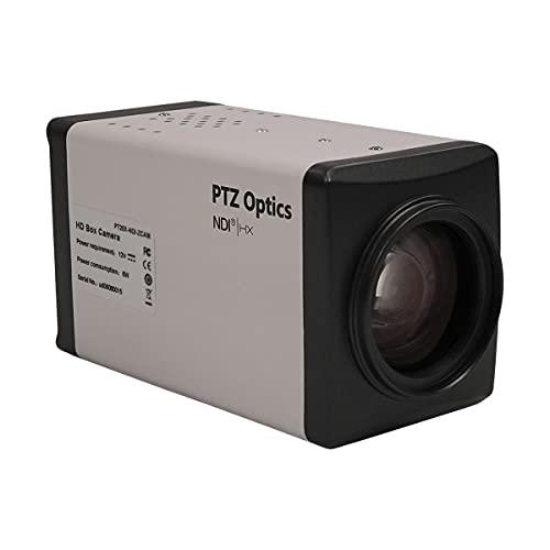 PTZOptics SDI Broadcast Cameras POV Static Box Cameras (ZCAM Line) (20X-NDI)
