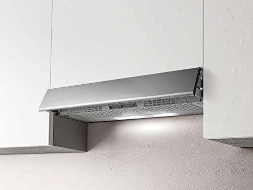 Cappa da cucina, Filtrante, Installazione Sottopensile, da 60 cm Profondità 30 cm, colore Inox ESTRAIBILE GR-FR.IX/F/60